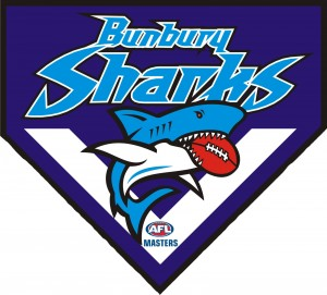 bunbury sharks logo